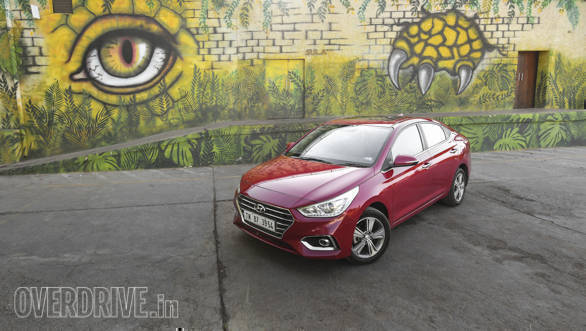 Hyundai Verna gets a new 1.4 litre diesel option, other new variants