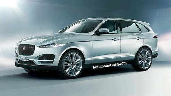 jaguar j-pace flagship suv to make global debut by 2021