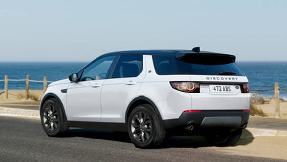 Land Rover unveils special edition Discovery Sport