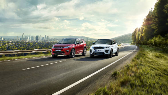 Land Rover Discovery Sport and Range Rover Evoque now available with 2.0-litre Ingenium petrol engine