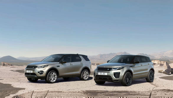 land rover discovery sport and range rover evoque now available with 2 0 litre ingenium petrol. Black Bedroom Furniture Sets. Home Design Ideas