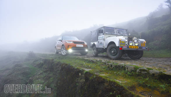 Feature: Celebrating 70 years of Land Rover
