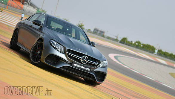 Mercedes-AMG E 63 S 4MATIC+ launched in India at Rs 1.50 crore