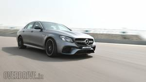 2018 Mercedes-AMG E 63 S 4MATIC+ first drive review