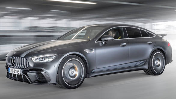 2019 Mercedes-AMG GT 63 S Edition 1 four-door launched globally