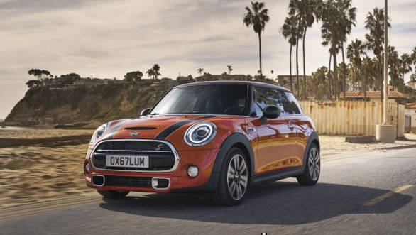 2018 Mini Cooper S First Drive Review Overdrive