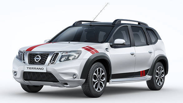 Nissan Terrano Sport Special edition launched in India at Rs 12.22 lakh