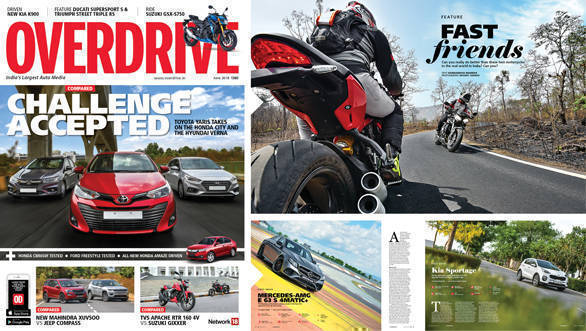 The June 2018 issue of OVERDRIVE is now out on stands!