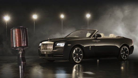 Rolls-Royce Dawn 'Inspired by Music' shown in new video