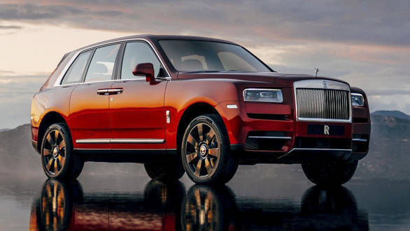 Other luxury SUVs that will follow the Rolls Royce Cullinan