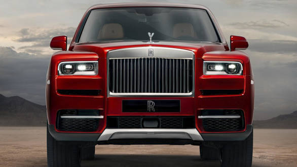 Live Updates: Rolls-Royce Cullinan SUV unveiling