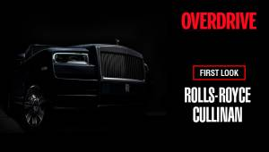 Rolls-Royce Cullinan - a new chapter in automotive history