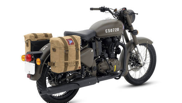 Royal Enfield Classic 500 Pegasus sold out in 178 seconds in India ...