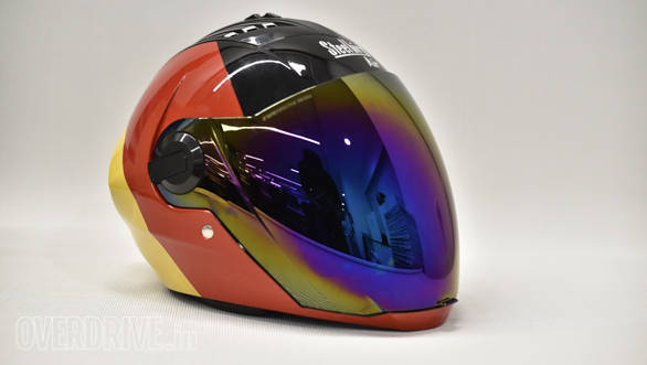 Product review: Steelbird Air SBA-2 Flag helmet