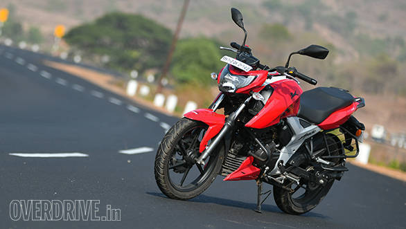2018 Apache RTR 160 4V road test review