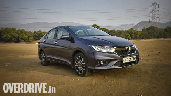 2019 Honda City on sale in India