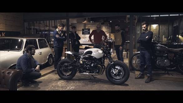 Video worth watching: BMW NineT Bobber by BAAK Motocyclettes