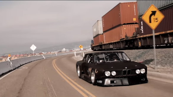 Video worth watching: The Frankenstein E28 BMW 5 Series