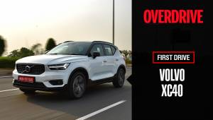 Volvo XC40 | First Drive