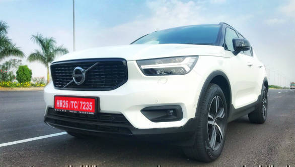 Image Gallery: New Volvo XC40 SUV India debut