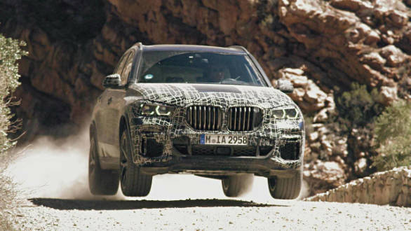 Video: All-new BMW X5 teased during testing