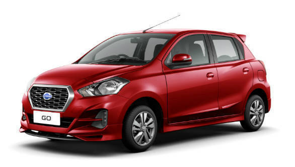 India bound 2018 Datsun GO and GO+ unveiled in Indonesia