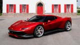 Ferrai unveils SP38, a one-off inspired by the F40