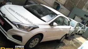2018 Hyundai Elite i20 CVT automatic spied during dealer dispatch