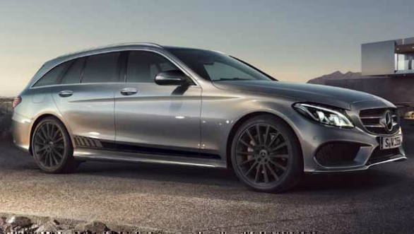 Mercedes-Benz C-Class Nightfall edition launched internationally
