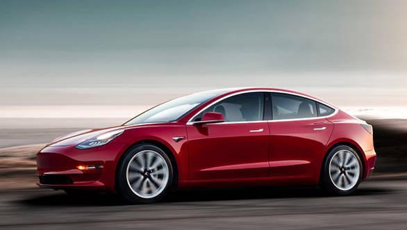 Tesla Model 3 all-wheel drive electric sedan bookings to begin this weekend: Elon Musk