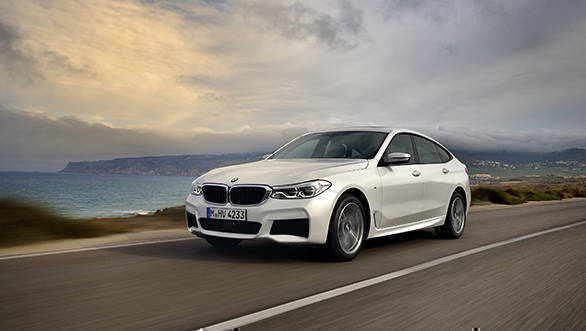 2018 BMW 6 Series GT diesel launched in India at Rs 66.50 lakh