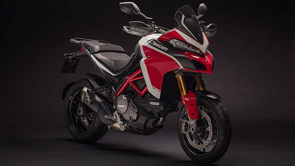 2018 Ducati Multistrada 1260 Pikes Peak launched in India at Rs 21.42 lakh