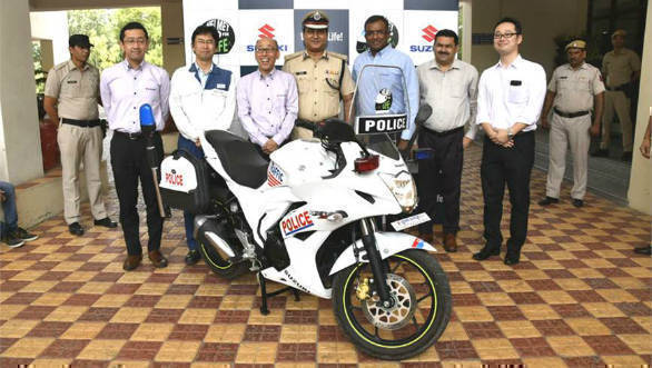 Suzuki Motorcycle India launches Helmet for Life road safety campaign