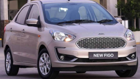 Ford reveals the 2018 Figo sedan for international markets