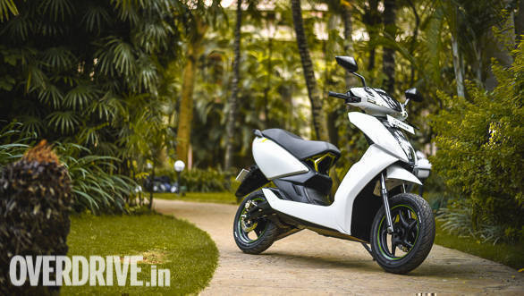 Ather 340 and Ather 450 launched in India at Rs 1.09 lakh and Rs 1.24 lakh on-road