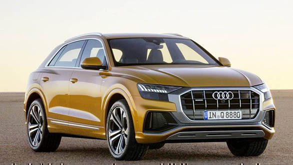Audi Q8 leaked ahead of Shanghai reveal