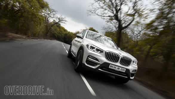 2018 BMW X3 xDrive20d road test review
