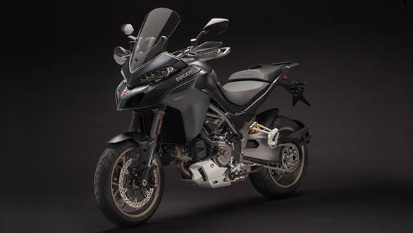2018 Ducati Multistrada 1260 launched in India at Rs 15.99 lakh