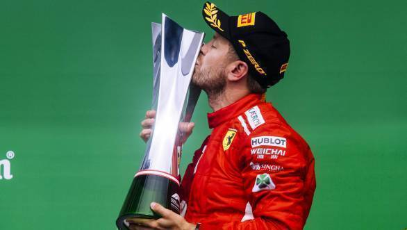 F1 2018: Sebastian Vettel's Canadian GP win gives him a one-point lead in the championship