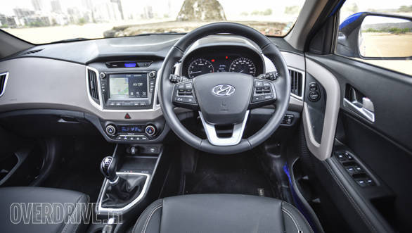 2019 Hyundai Creta: News, Design, Specs >> Hyundai Creta Suv Gets More Features For 2019 Overdrive