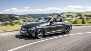 Mercedes-AMG C 43 4Matic Cabriolet first drive review
