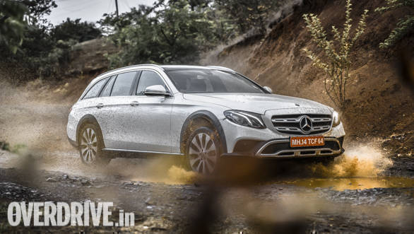 Mercedes-Benz E-Class All-Terrain to be launched in India on September 28