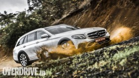 Exclusive: Mercedes-Benz E-Class All-Terrain first drive review