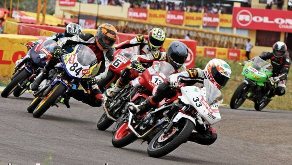 2018 INMRC: Close to 200 entries for Round 1 of national motorcycle racing championship in Coimbatore