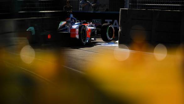 Formula E: Points finish for Mahindra Racing despite tough Zurich ePrix