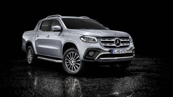 Mercedes-Benz X-Class pickup truck could get V8 option