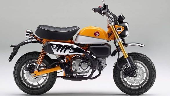 2019 Honda Monkey and Super Cub to go on sale in the US market later this year