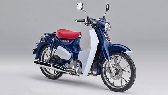 Image gallery: 2019 Honda Super Cub C125 - Overdrive