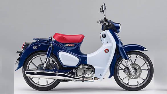 Image gallery: 2019 Honda Super Cub C125