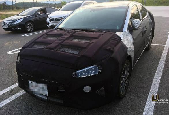 2019 Hyundai Elantra facelift spotted testing again in South Korea